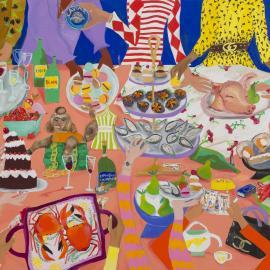Johanna Dumet A Table Berlin Masters Foundation 2021